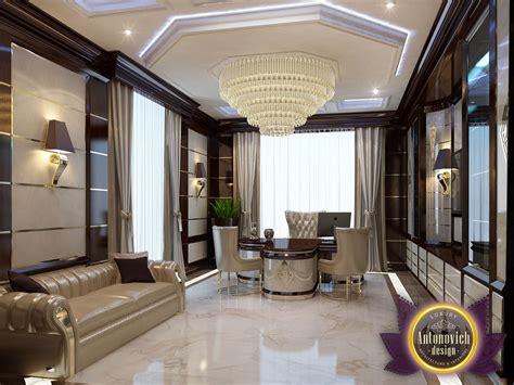 Creation Interior Design by Luxury Antonovich Design Uae Office Design Ideas By