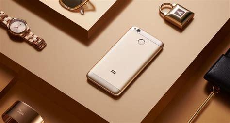 Xiaomi Redmi 4x 464 Gold New ahead of redmi 4 launch xiaomi launches redmi 4x with 4gb ram 64gb storage ibtimes india
