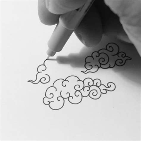 doodle clouds meaning 10 best ideas about cloud tattoos on cloud