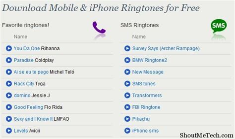 iphone theme ringtone download free 6 best websites to download iphone ringtones for free