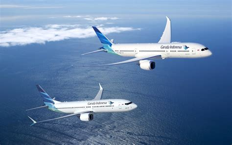 emirates vs garuda indonesia garuda signs intent for 30 787 9 dreamliners 30 737 max 8