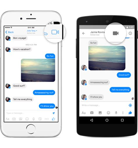messenger android adds calling to messenger business insider