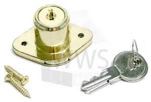 5 brand new desk drawer locks brass 7 8 039 039 ebay