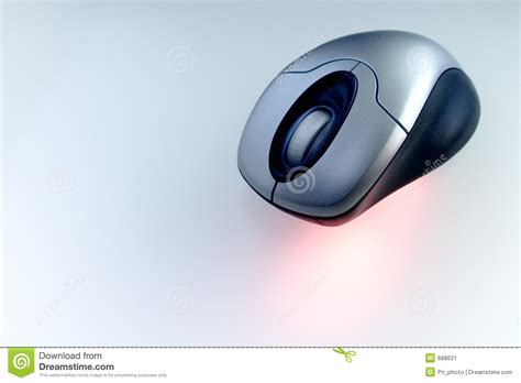Mouse Infrared infrared wireless mouse stock image image 688631