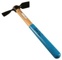 council tool cutter mattock modern gardening hand
