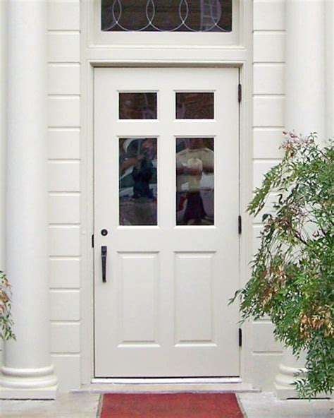 What Are Exterior Doors Made Of Exterior Doors Trustile Doors