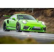 New 2018 Porsche 911 GT3 RS Review – The Best Just Got
