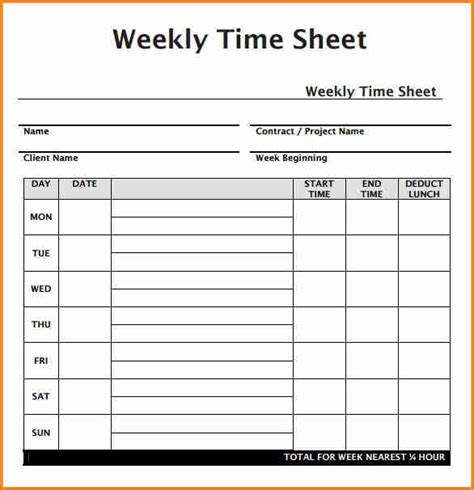 monthly time sheet template microsoft excel templates