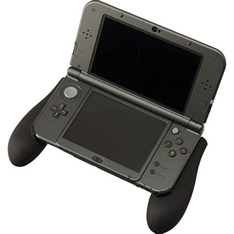 New 3ds Xl Handgrip By Bekasigame cyber gadget rubber coating grip 2 black for nintendo new
