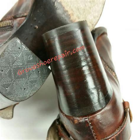 heel bottom caps grove shoe repair