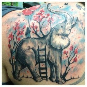 watercolor tattoo artists jacksonville nc 25 best ideas about watercolor elephant tattoos on