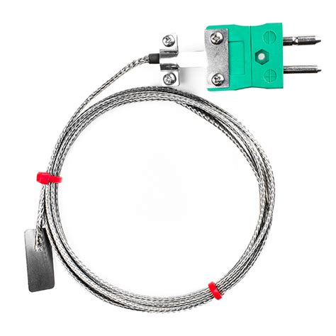 800 C K Type Thermocouple leaf thermocouple type k or j iec