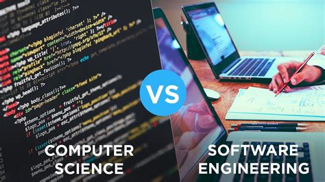best software engineer computer science vs software engineering which one is a