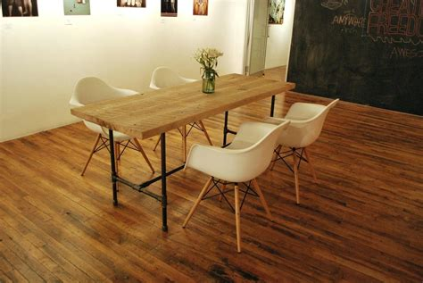 reclaimed wood kitchen tables style smith design