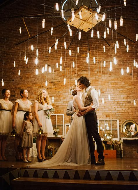19 Wedding Lighting Ideas That Are Nothing Short Of Lights Wedding