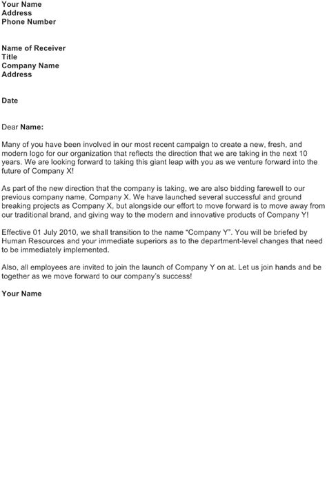 Acceptance Letter For Name Change Preview