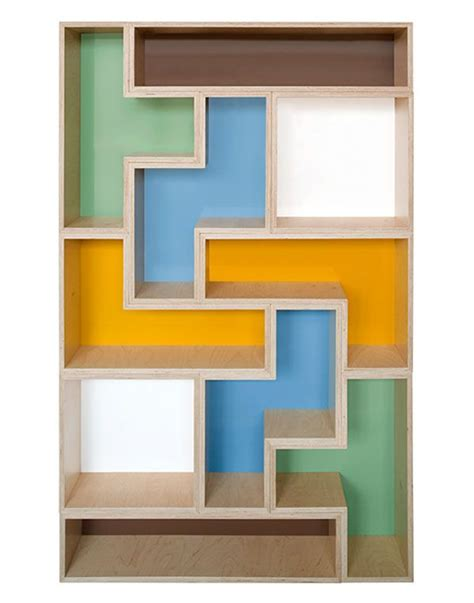 shelving layout trendy furniture modular tetris shelves freshome com