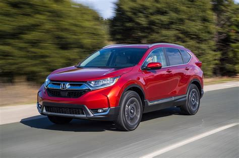 Honda Vr V 2018 Honda Cr V Reviews And Rating Motor Trend