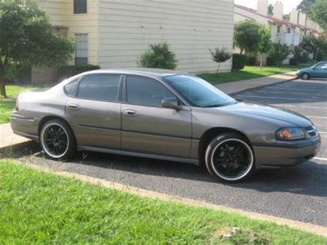 2002 chevy impala black ca2ak 2002 chevrolet impala specs photos modification