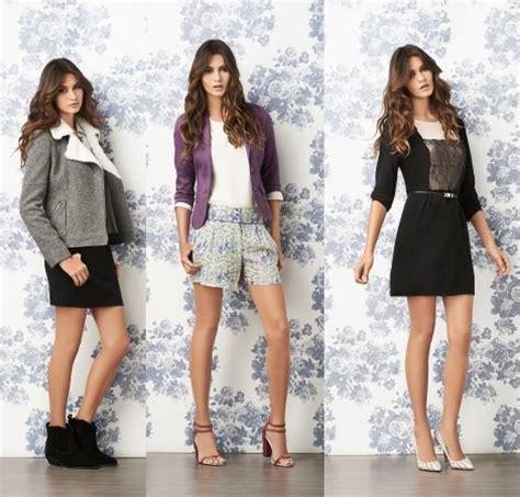 imagenes moda otoño naf naf catalogo oto 195 177 o invierno 2014