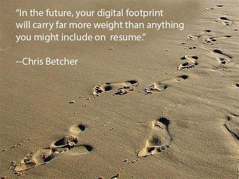 footprints in the future books best 25 digital footprint ideas on digital