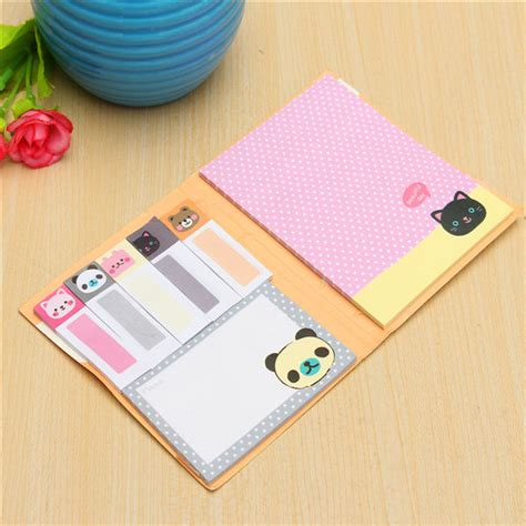 Stick Notes Marker Memo a6 sticky notes sticker post it note bookmark marker memo flags alex nld