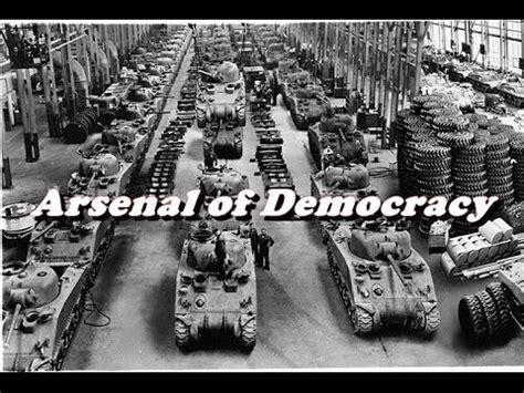 arsenal democracy eoi review the arsenal of democracy youtube