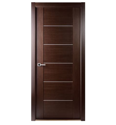 Wenge Interior Doors Aries Ag106 Door Wenge Stainless Steel Aries Interior Doors