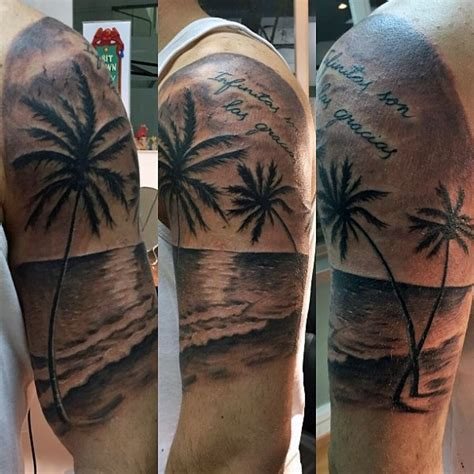 beach themed tattoos 60 awesome tattoos nenuno creative
