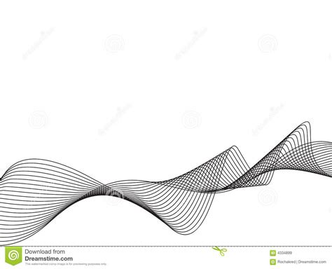 wave line drawing line drawing of a wave free vector line waves stock vector illustration of retro