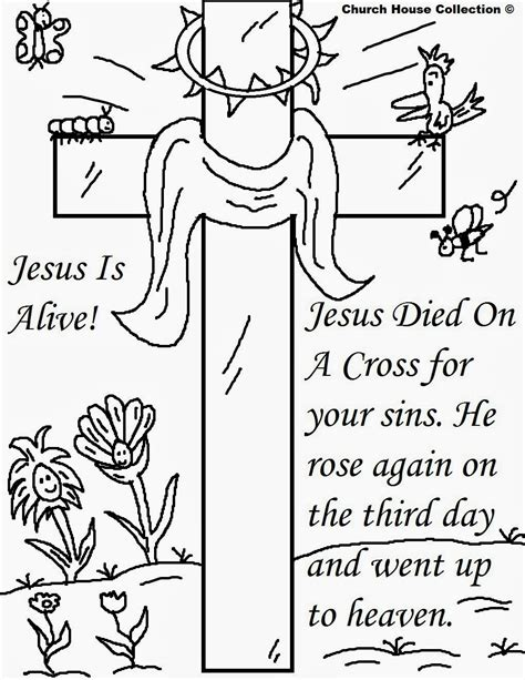 free coloring pages of christian