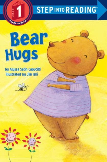 libro 100 hugs bear hugs step into reading book series a step 1 book by alyssa satin capucilli paperback