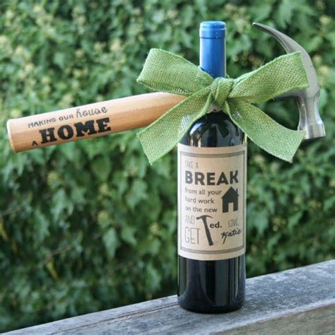 homewarming gift the perfect housewarming gift quot take a break from all your