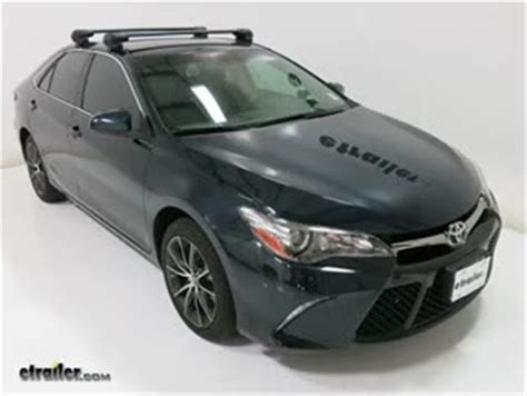 Toyota Camry Roof Rack System Custom Fit Kit For Inno Xs200 Xs250 And Insu K5 Roof