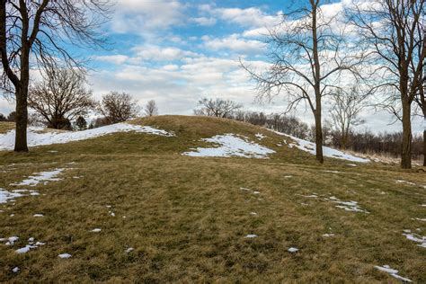 Landscape Mounds Pictures Free Stock Photo Of Mounds And Landscape At Aztalan State