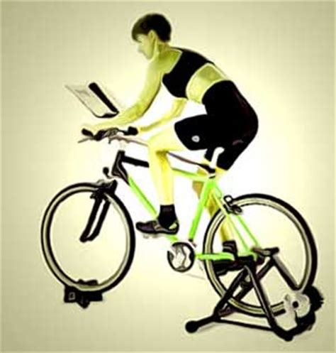 Roller Trainer Sepeda Indoor Alat Latihan Sepeda Not Rassine Ion bike sport corner you want to ride at home