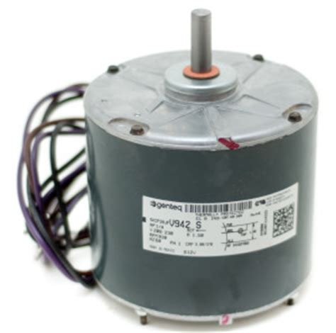 replacing capacitor on goodman ac unit condenser fan motor b13400270s janitrol goodman 1 4 hp 1 speed 830 rpm janitrol repair parts
