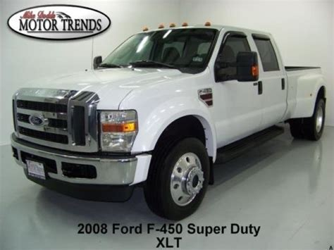 where to buy car manuals 2008 ford f450 electronic throttle control find used 2008 ford f450 4x4 xlt crew turbo diesel long bed drw media bedliner tow pkg 67k in