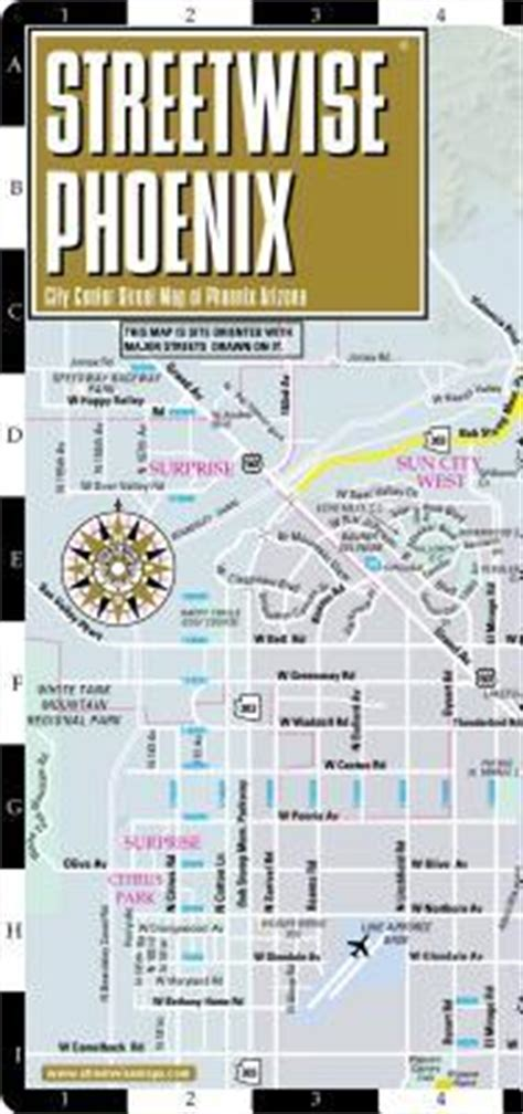 streetwise chicago map laminated city center map of chicago illinois michelin streetwise maps books streetwise map laminated city center map