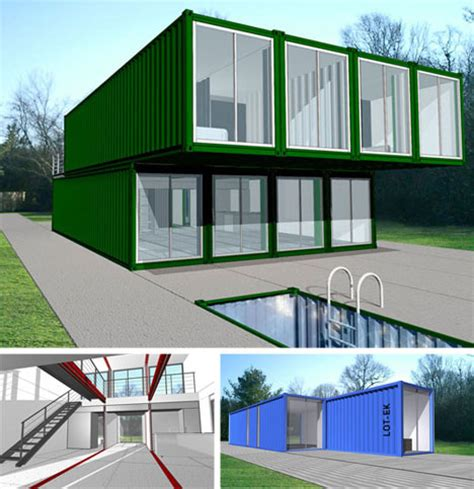 shipping container architecture designs home decorating