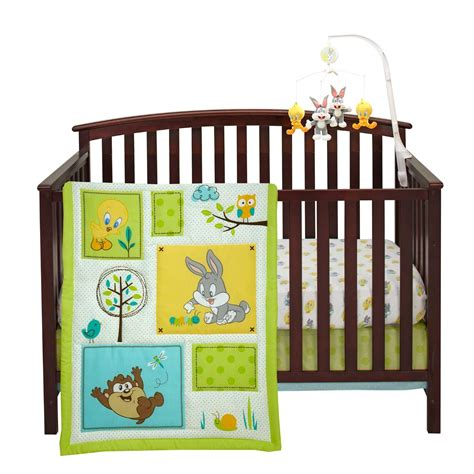 Baby Looney Tunes Crib Bedding Set Baby Looney Tunes Crib Bedding Set Baby Looney Tunes 4 Crib Bedding Set Baby Looney Tunes