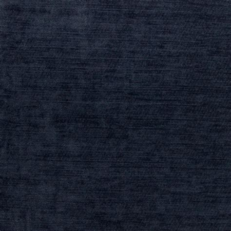 navy blue upholstery fabric navy blue solid chenille upholstery fabric