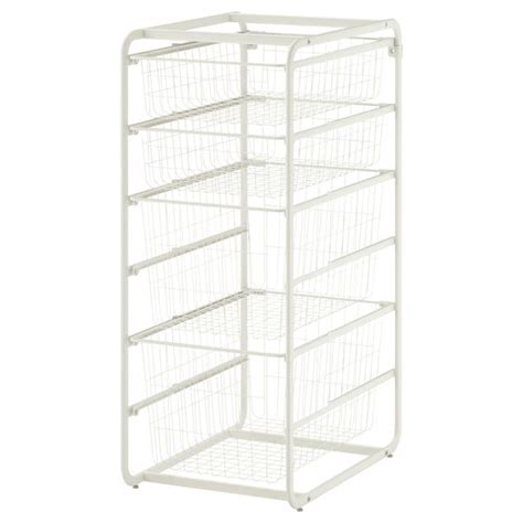 antonius frame and wire baskets ikea 39 49 algot frame with 4 wire baskets ikea furniture
