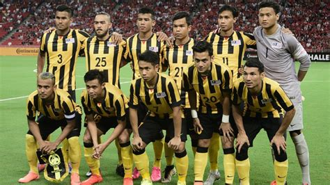 Football Suzuki Cup Malaysia Look To Dominate Cambodia Side In Aff