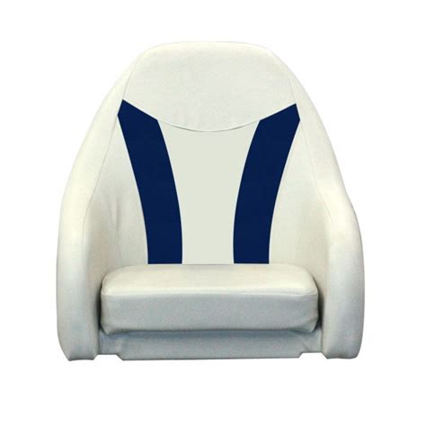 pontoon captain seats elite style standard captains seat