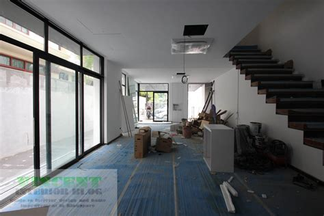 landed house design still road landed property renovation by plus interior