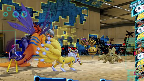 All New Eloise Stories by Digimon Story Cyber Sleuth Coming To America In