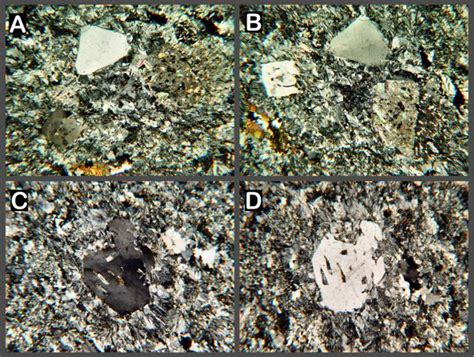 Igneous Rock Textures In Thin Section by Phil Farquharson Master Of Science Thesis