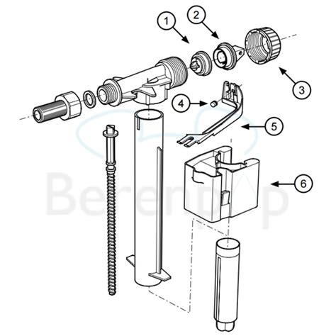 sphinx wc ersatzteile vlotterkraan wisa hydraulische vlotterkraan
