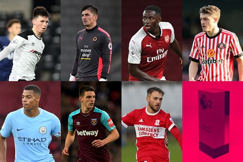 epl player of the month october 2017 october s pl2 player of the month shortlist revealed